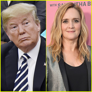 Donald Trump Asks Why They Aren't Firing 'No Talent' Samantha Bee