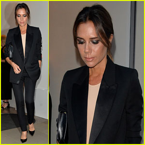 Victoria Beckham Shows Off Her New London Flagship Store ...