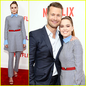 Zoey Deutch & Glen Powell Premiere 'Set It Up' in NYC!