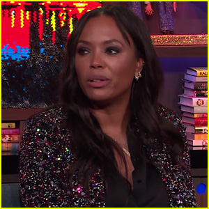Aisha Tyler Explains Why She's Over Bill Clinton for Not Apologizing to Monica Lewinsky - Watch!