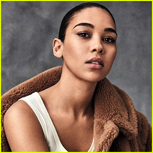 Alexandra Shipp Addresses Critics Questioning Whether Her Skin Is Dark Enough to Play Storm in 'X-Men'