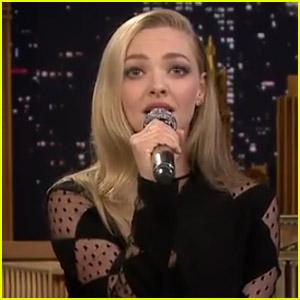 Amanda Seyfried Sings Google Translate Songs: 'Mamma Mia!' Edition - Watch Now!