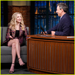 Amanda Seyfried's Foot Tattoo Means 'Vagina' in England