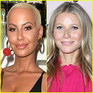 Amber Rose Apologizes for Saying Gwyneth Paltrow is 'Becky With the Good Hair'