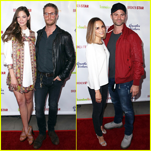 Analeigh Tipton Gets Support from Jake McDorman & Rachael Leigh Cook at 'Broken Star' Premiere!