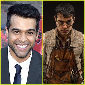 Anand Desai-Barochia in The CW's 'The Outpost' - First Look Photos!