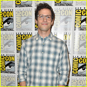 Andy Samberg & 'Brooklyn Nine-Nine' Cast Discuss the Show's Second Life at Comic-Con