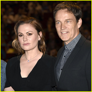 Anna Paquin & Stephen Moyer Bring 'The Parting Glass' To Karlovy Vary Film Festival 2018!