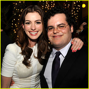 Anne Hathaway & Josh Gad Troll Each Other on Instagram