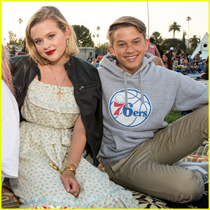 Ava & Deacon Phillippe Step Out for Cinespia's 'Lost Boys' Screening!