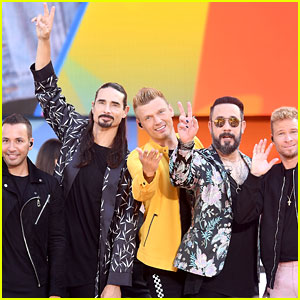 Backstreet Boys Belt Out Their Hits on 'Good Morning America' - Watch Now!