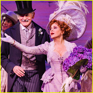 Bernadette Peters Takes Her Final Bow in 'Hello, Dolly'