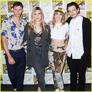 Bill Skarsgard & Suki Waterhouse Bring 'Assassination Nation' To Comic-Con 2018 - Watch New Trailer!
