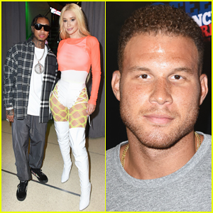Blake Griffin, Iggy Azalea & Tyga Step Out for 50K Charity Challenge Celebrity Basketball Game!