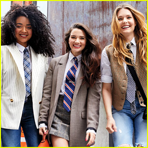 The Bold Type's Aisha Dee, Katie Stevens, & Meghann Fahy Look So Fierce for 'Seventeen' Feature!