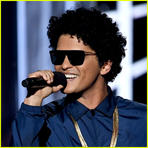 Bruno Mars Jokes About Who Will Replace Cardi B on His Tour
