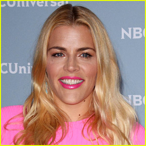 Busy Philipps Gets First Tattoo - See What It Says!