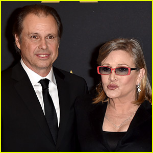 Carrie Fisher's Brother Supports Her Appearance in 'Episode IX'