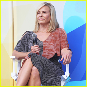 Chelsea Handler Takes Aim at President Trump at OZYFest 2018: 'This Is An Emergency In My Opinion'