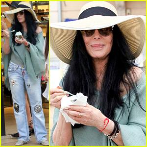 Cher Celebrates 'Mamma Mia 2' Success in St. Tropez!