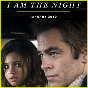 Chris Pine Reteams with Patty Jenkins for 'I Am The Night' Limited Series - Watch the Trailer!
