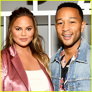 Chrissy Teigen Reacts to John Legend's Potential for EGOT After His Emmy Nomination!