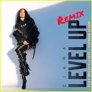 Ciara Collaborates With Missy Elliott For 'Level Up' Remix - Listen Now!