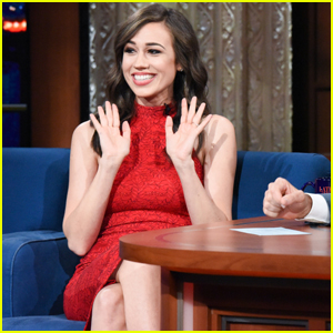 Colleen Ballinger Passes On Her Viral-Making Skills To Stephen Colbert - Watch Here!