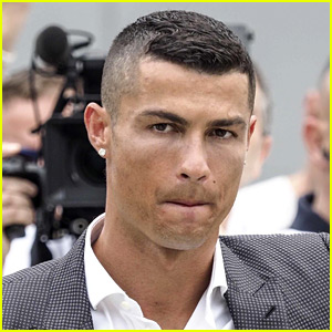 Cristiano Ronaldo Gets His Medical Physical for His New Team Juventus