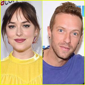 Dakota Johnson & Chris Martin Go On Double Date with Aaron & Lauren Paul