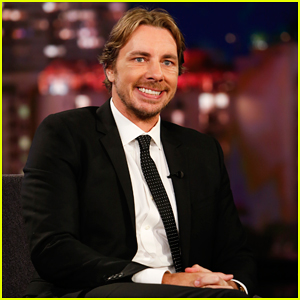 Dax Shepard Tells Jimmy Kimmel Wife Kristen Bell Is 'Batsh-t Crazy' for Wearing Gloves in the Pool!