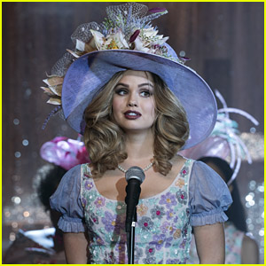 Debby Ryan Stars in 'Insatiable' - Watch the Trailer!