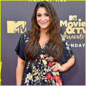 'Jersey Shore' Star Deena Cortese Pregnant With First Child!