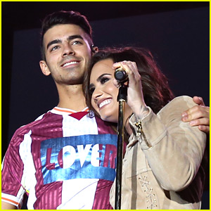 Jonas Brothers Send Support to Demi Lovato Amid Suspected Overdose