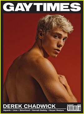 Model Derek Chadwick Comes Out as Gay