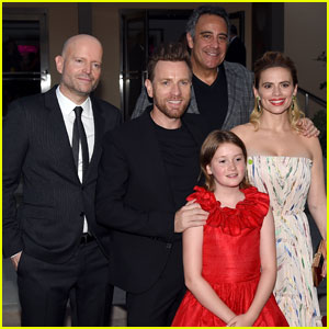 Ewan McGregor Joins 'Christopher Robin' Cast at LA Premiere!