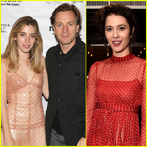 Ewan McGregor's Daughter Calls His Girlfriend Mary Elizabeth Winstead a 'Piece of Trash'