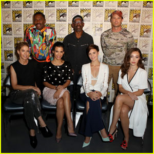 'Fear The Walking Dead' Cast Reveal Season Four Trailer at Comic-Con!