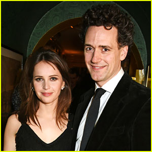 Felicity Jones Marries Boyfriend Charles Guard!
