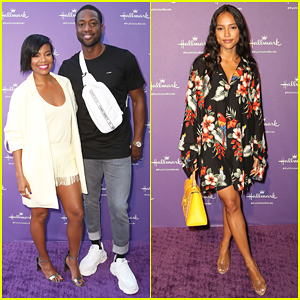 Gabrielle Union & Dwyane Wade Host Hallmark's 'Put It Into Words' Launch Party