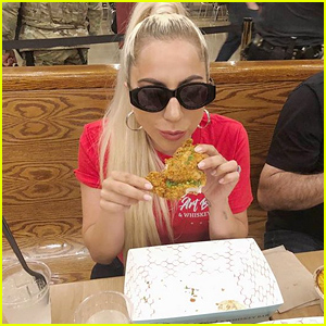 Lady Gaga Eats at Her Dad's New Restaurant in Grand Central Station!