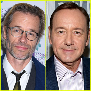 Guy Pearce Says Kevin Spacey Was 'Handsy' on Movie Set