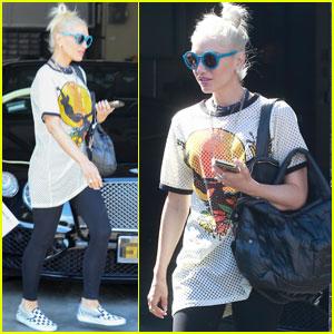 Gwen Stefani Takes a Shopping Trip During Las Vegas Residency Downtime