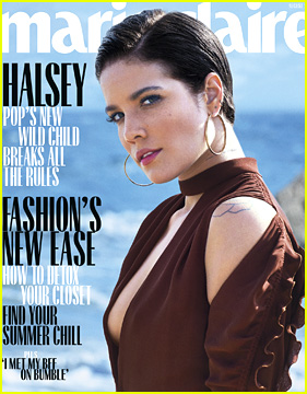 Halsey Responds to Critics Who Question What She Stands For