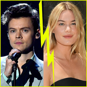 Harry Styles & Camille Rowe Split After Dating for a Year