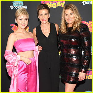 Heidi Blickenstaff Gets Support from Broadway Community at 'Freaky Friday' Premiere!
