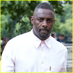 Idris Elba Films Upcoming Netflix Comedy Series 'Turn Up Charlie' in London!