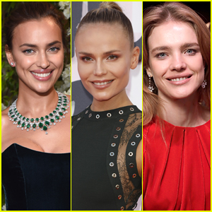 Irina Shayk, Natasha Poly, & Natalia Vodianova Go Topless to Support Russia in World Cup 2018!
