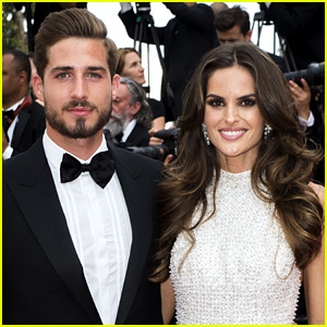 Model Izabel Goulart Is Engaged to Kevin Trapp - See the Ring!