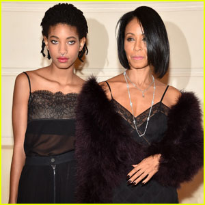 Jada Pinkett Smith & Daughter Willow Are Working on Music Together